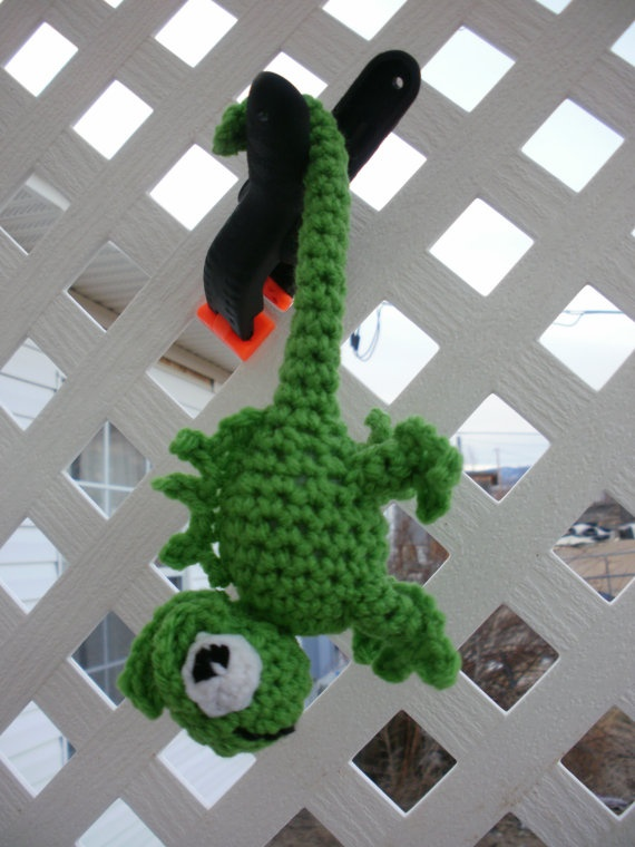 The Chameleon Pascal Tangled Rapunzel  Small  by 2momsdesigns