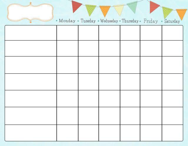 25+ unique Printable chore chart ideas on Pinterest - sample chore chart