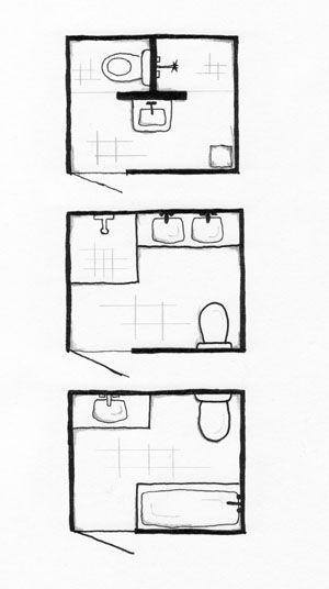 3 variaties badkamer1 Stylingwoensdag: haal alles uit je badkamer