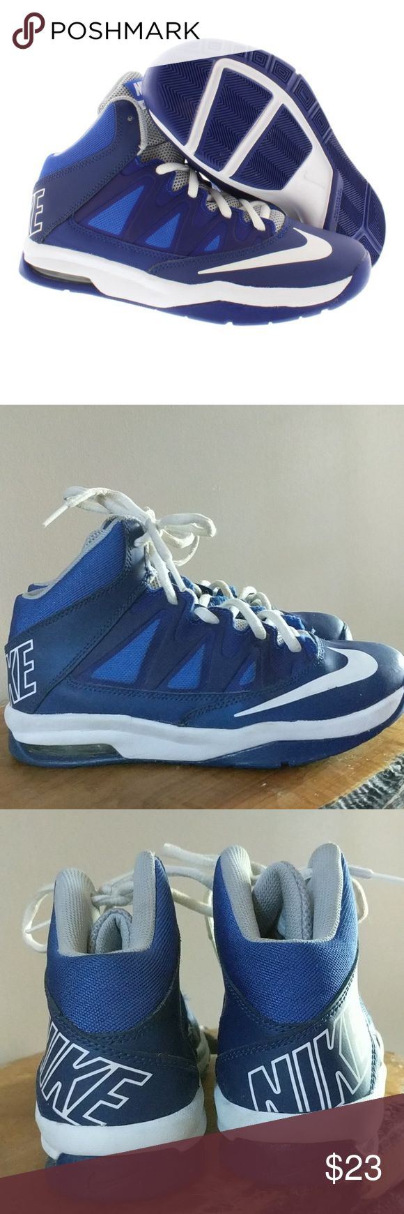 Nike Stutter Step Basketball Shoes This youth shoes are in great condition. *Lightweight performance *Midfoot support *Cushioned ride *3.5 Y Nike Shoes Sneakers