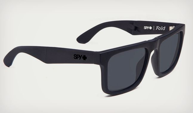 Spy Fold Folding Sunglasses - $180