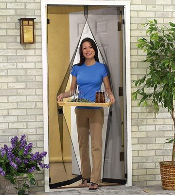 Merveilleux Hanging Instant Clear Screen Door Panels | For The Home | Pinterest |  Instant Screen Door, Screens And Doors.