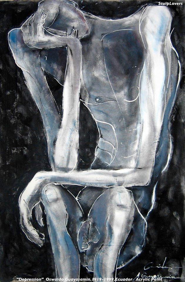 Oswaldo Guayasamin.1919-1999
