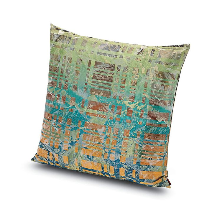 top3 by design - Missoni Home - rayong cushion 60x60 174