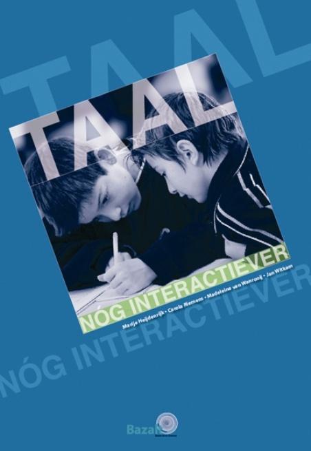 interactieve en coöperatieve werkvormen bij de meest gebruikte taalmethodes