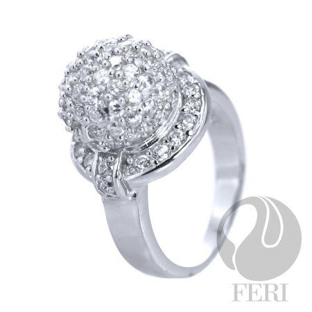 FERI Dome ring. $333