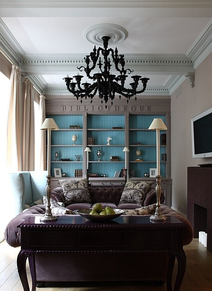 Conspicuous Style Interior Design   this is a room that has the wow factor