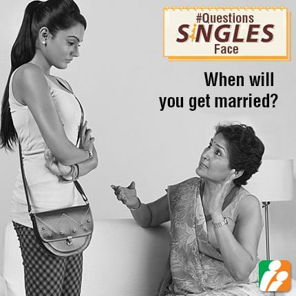 5. There r things important in life, than marriage. Yes/ No. What's more imp? #QuestionsSinglesFace