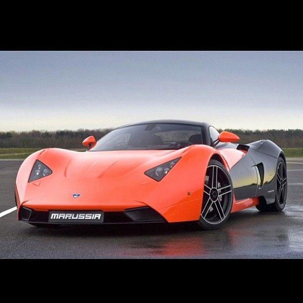 The Russian Super Car, Marussia.