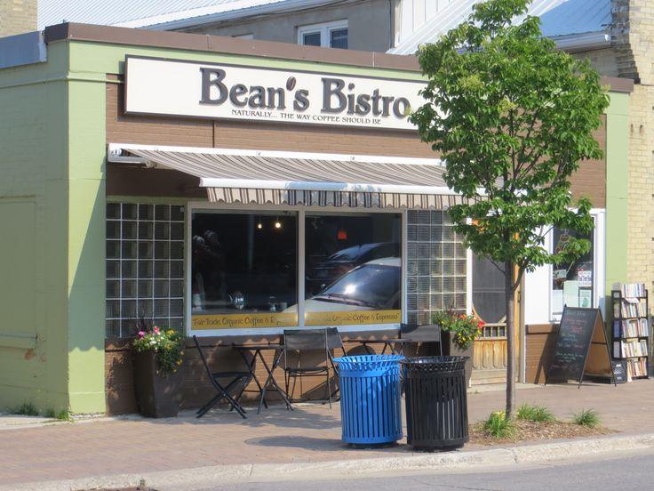Bean's Bistro, 728 Queen Street, Kincardine, ON