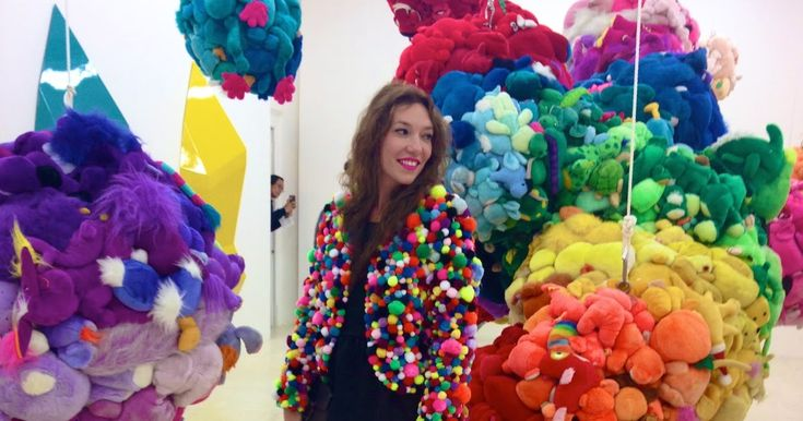 The full-museum retrospective on the late Mike Kelley at MoMA PS1  opened a few weeks ago.  I attended the opening in my self-made Kelley-i...
