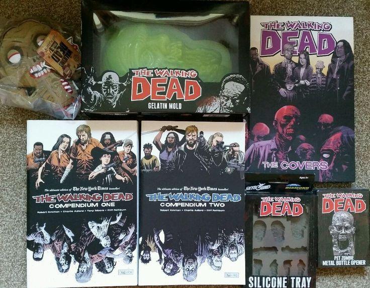 #TheWalkingDead Bundle including Compendium 1 & 2 and more. Brand New #zombies #scifi #TalkingDead #WalkingDead