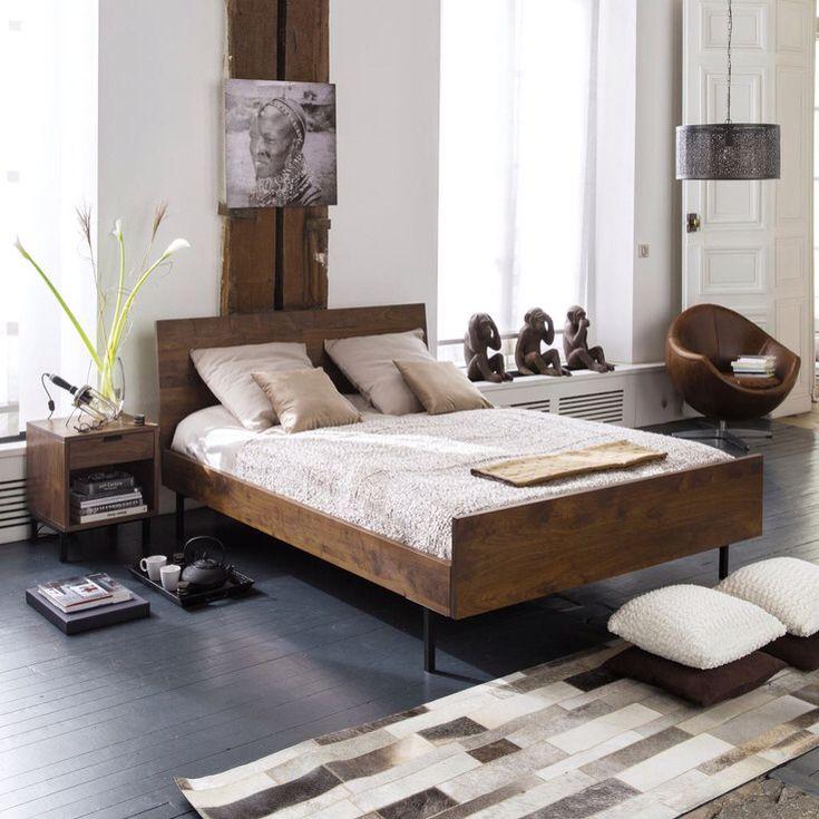 Man bedroom