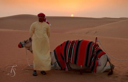 Dubai Desert Safari © Travel+Style