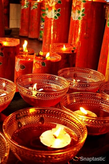 Taken at Temple Cin Te Yen Jakarta