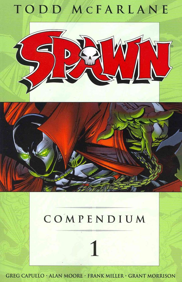 Spawn 1: Compendium