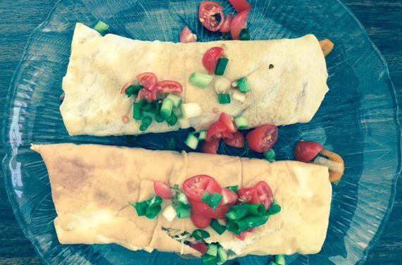 Breakfast Burritos | Nutrimost Recipes