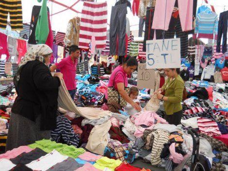 Salı pazarı kadıköy:)