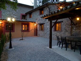 Casa rural Mas Mengol en Arbucias  TIPUS ACTIVITAT: alojamientos / allotjaments