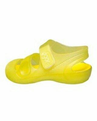 igor bondi bebek sandalet