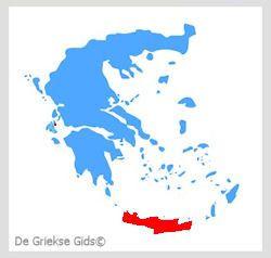 Waar ligt kreta? - De Griekse eilanden