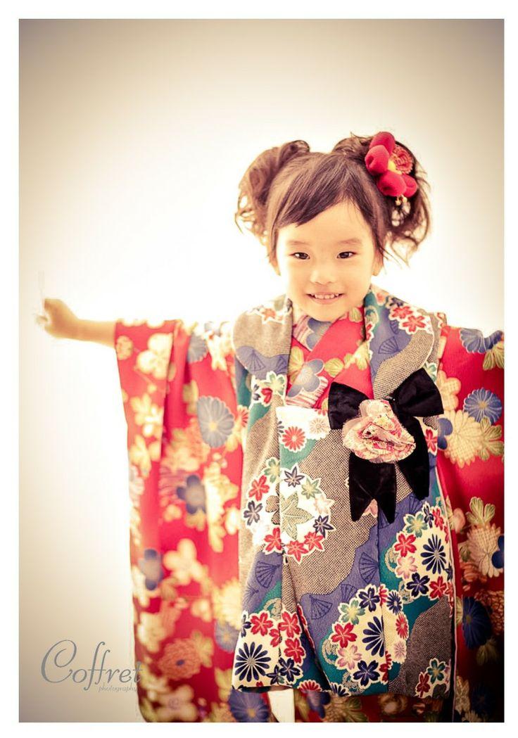 先日のお客様 *みおちゃん*|Coffret photography staff blog