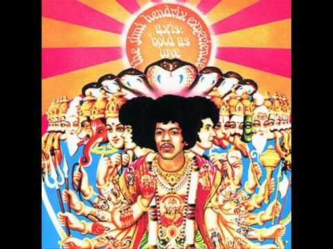 The Jimi Hendrix Experience - Bold as Love. When it comes to Jimi, I get so weak! This man's music is everything. Beyond amazing.