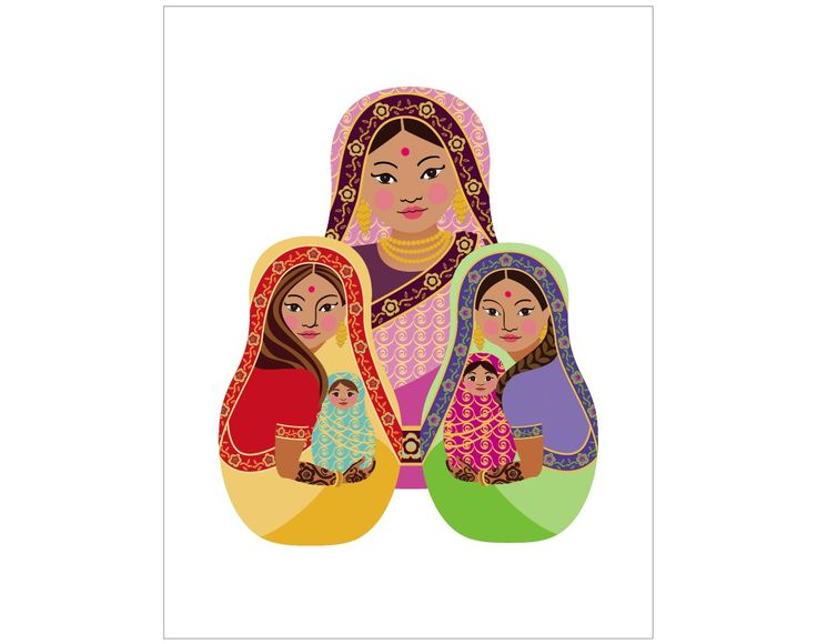 Mothers and Daughters #IndianMomsConnect #Parenting