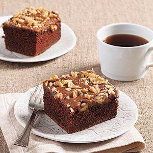 Texas Sheet Cake | MyRecipes.com