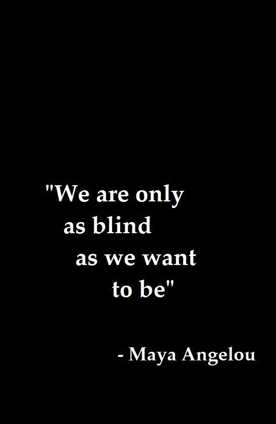 #blind #words #quote #life