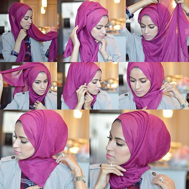 This is the signature hijab style of the fashion blogger Jaserah aka @Simplejaserah on Instagram, she has a unique style I invite you to check her outfits on her account for daily inspiration. Her Hijab style is easy and trendy,…