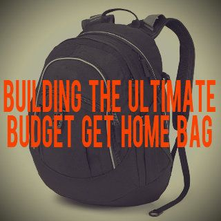 This article shows you how to build a quality Get Home Bag on a budget, using only ONE source for all the gear in the list for quick and easy shopping.  http://thesurvivalresource.com/ultimate-budget-get-home-bag-how-to/