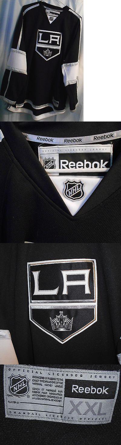 Men 159122: Los Angeles Kings Hockey Jersey Reebok Size Xxl Nwot -> BUY IT NOW ONLY: $63 on eBay!