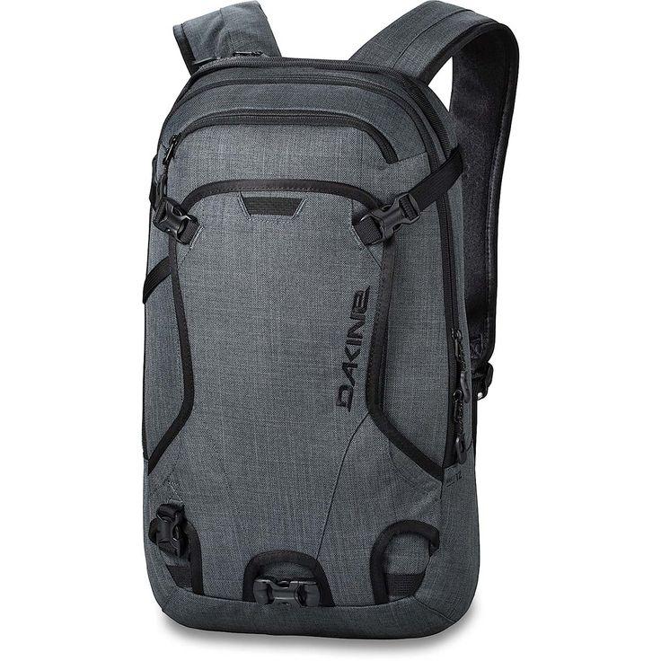 Dakine Heli Pack 12L Ski-/Snowboard Rucksack Carbon
