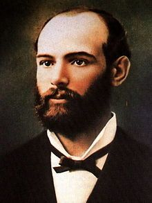 Agustín Arturo Prat Chacón (April 3, 1848) was a Chilean lawyer and navy officer. During his career, Prat had taken part in several major naval engagements, including battles at Papudo (a coastal city north of Valparaíso) (1865), and at the Battle of Abtao (1866), at the islet of Abtao across from Chiloé Island. Following his death, his name became a rallying cry for Chilean forces, and Arturo Prat has since been considered a national hero.