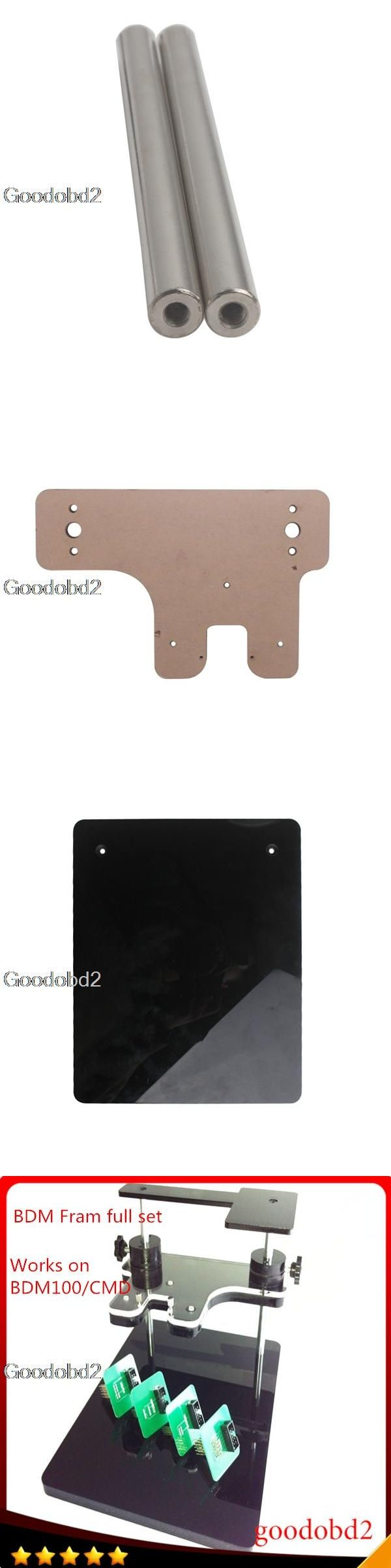 BDM Frame With Adapter Full Sets Works For BDM 100  Fits For FGTECH bdm100 for ktag k-tag ECU programmer tool fgtech galletto 4