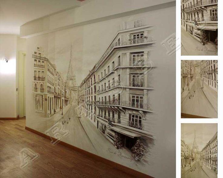 рисунки на стенах в квартире - Поиск в Google