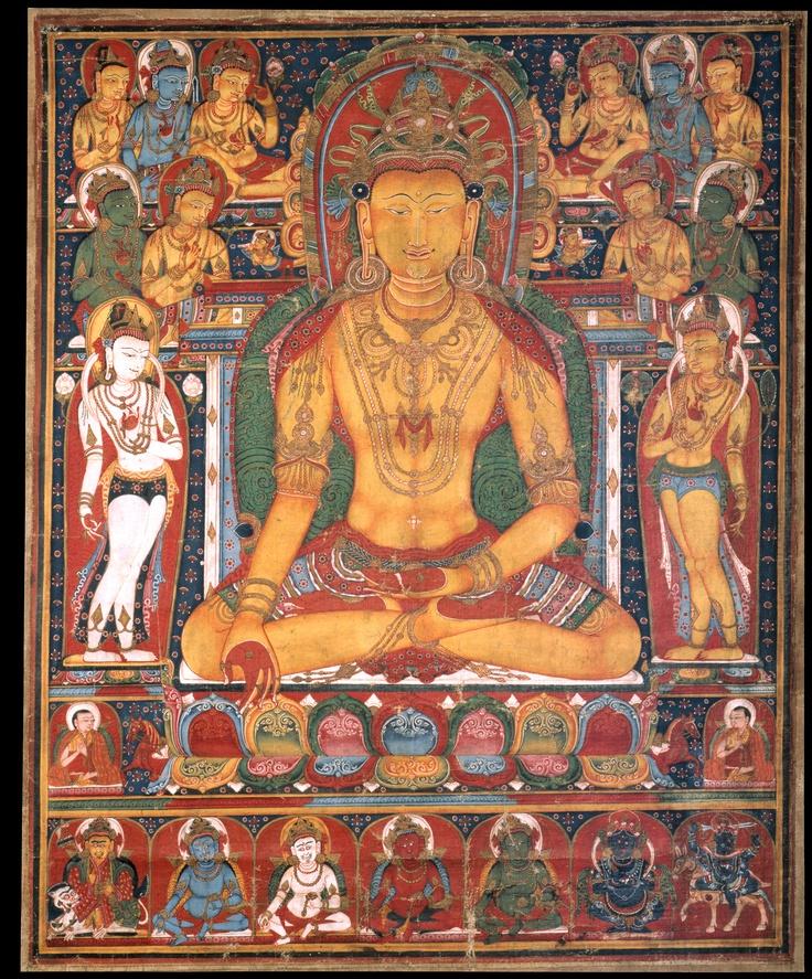 Ratnasambhava, Buddha of the South