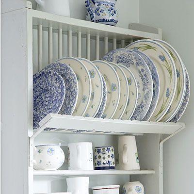 Organization Idea Supplement Kitchen Cabinets With
