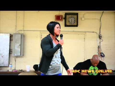 Phil Heath & Dana Linn Bailey Seminar 05 - YouTube