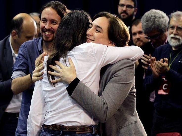 Los diputados de Podemos se abstendrán en la votación de la ley del referéndum