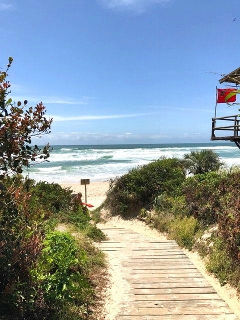 Praia do Rosa, Santa Catarina.