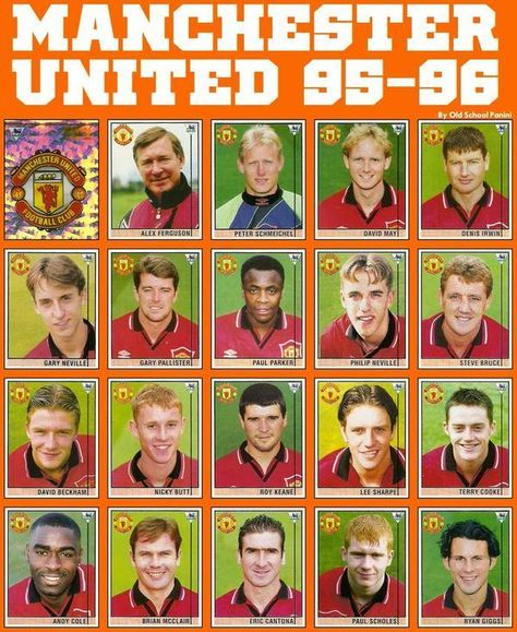 Manchester United, 1995-96.