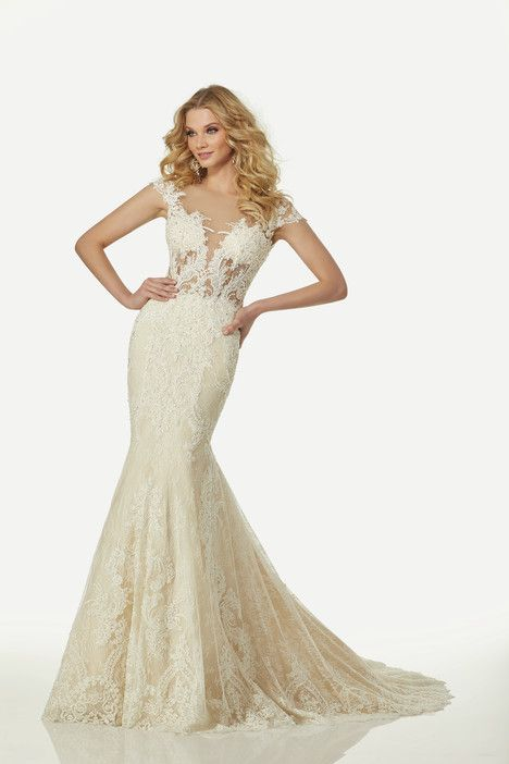 Jasmine (3407) gown from the 2018 Randy Fenoli Bridal collection, as seen on dressfinder.ca