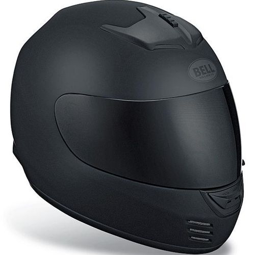 Bell Sports Full Face Motorcycle Helmet - Arrow Dull Black