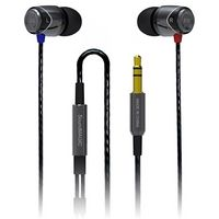SoundMagic E10 In-Ear Earphones Colour SILVER/BLACK