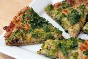 Pizza saudável? Sim, é possível!