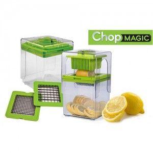 Chop Magic Doğrayıcı- http://bit.ly/20V7ALR