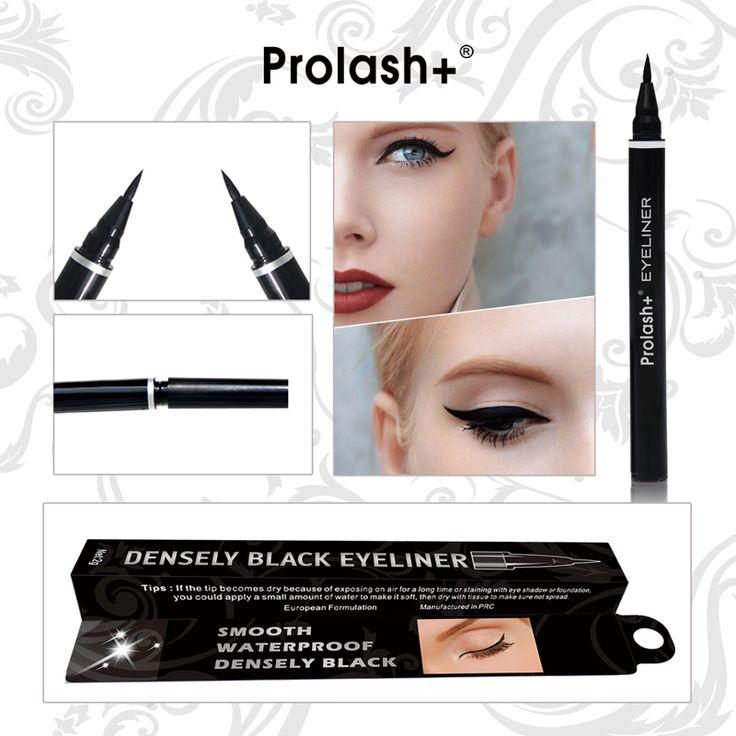Vrouwen Black Waterdichte Eyeliner Vloeistof langdurige Niet Duizelig Eye Liner Potlood Cosmetische Eye Make Hulpmiddel