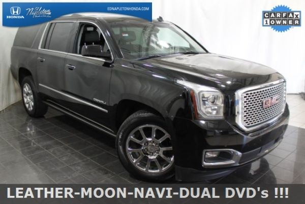 Used 2015 GMC Yukon XL for Sale in Oak Lawn, IL – TrueCar